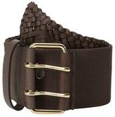 BCBGMAXAZRIA Faux Leather Waist Belt
