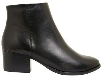 Sandler Vera Black Glove Boots