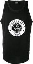 Les (Art)ists number printed vest - men - Cotton - XS
