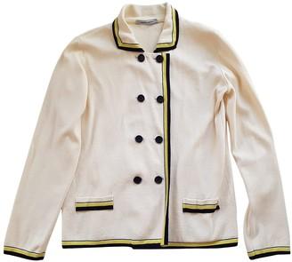 Roberto Collina Beige Cotton Jacket for Women