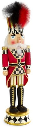 Mackenzie Childs Castle Guard Nutcracker