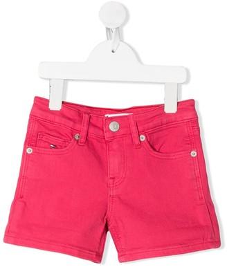 Tommy Hilfiger Junior Five Pocket Denim Shorts