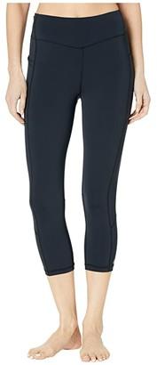 SkirtSports Skirt Sports Pocketopia Capris (Black 2) Women's Casual Pants