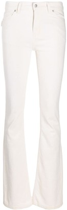 Zadig & Voltaire Eclipse mid-rise flared jeans