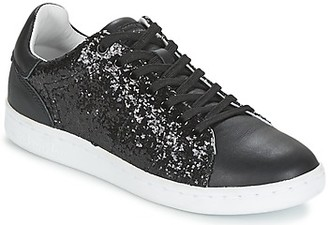 Mellow Yellow AVALON women's Shoes (Trainers) in Black