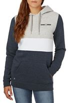 Hurley Hoodies One&only Tunic Fleece Hoody - Grey