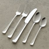 Crate & Barrel Scoop 5-Piece Flatware Place Setting