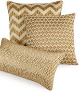 """Hotel Collection Mosaic 10"""" x 20"""" Decorative Pillow Bedding"""
