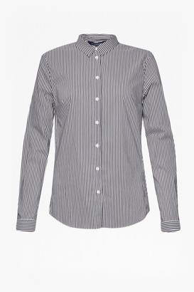 French Connection Eastside Wide Stripe Shirt