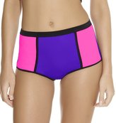 Freya Bottom swimsuit Panties High Bondi Vibe Purple