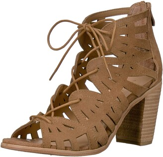 Very Volatile Women's Anabelle Heeled Sandal
