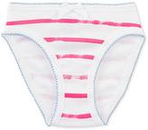Petit Bateau Girls print underwear