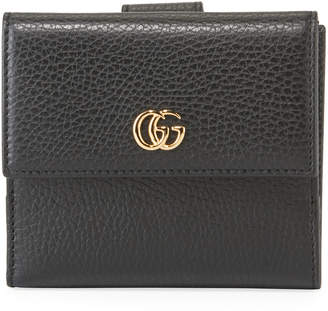 Gucci Petit Marmont Small Flap Wallet