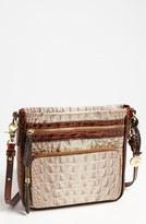 Brahmin 'Tricolor Cleo' Crossbody Bag Aztec Tri Color