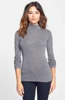 Eileen Fisher Women's The Fisher Project Ultrafine Merino Turtleneck Sweater
