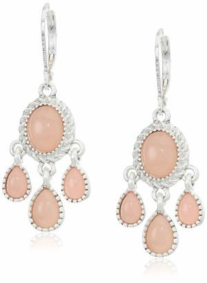 Chaps Women's Small Chandelier Drop Earrings