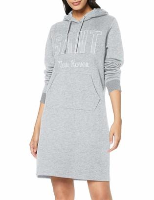 Gant Women's D1. N.H Hoodie Dress