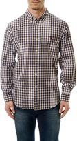 U.S. Polo Assn. Men's Checkered Dress Shirt