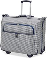 """London Fog Oxford Hyperlight 44"""" Wheeled Garment Bag"""