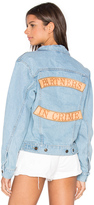 Understated Leather x REVOLVE Partners In Crime Denim Jacket