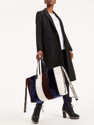 Tommy Hilfiger Tommy Icon Stripe Tote Bag