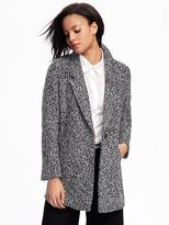 Old Navy Marled Everyday Coat for Women