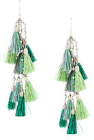 Rosantica Nuova Orchidea tassel earrings