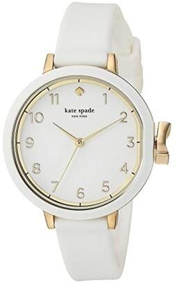 Kate Spade Park Row - KSW1441 (White) Watches