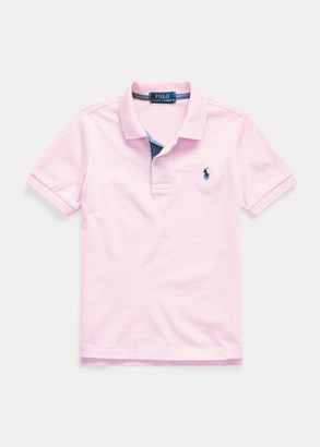 Ralph Lauren Cotton Jersey Polo Shirt