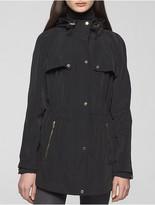 Calvin Klein Lightweight Hooded Utility Anorak