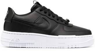 Nike High-Top Lace-Up Trainers