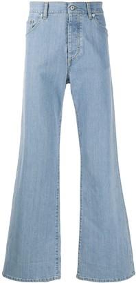 Katharine Hamnett Five-Pocket Loose-Fit Jeans