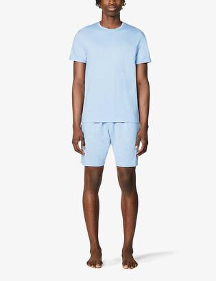 Derek Rose Basel stretch-modal lounge shorts