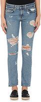 Rag & Bone Women's Distressed Boyfriend Jeans