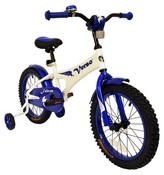 """Kettler Kid's Verso Falcon Bike - White/ Blue (16"""")"""
