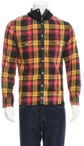Yigal Azrouel Plaid Button-Up Shirt