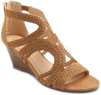 XOXO Sampson Wedge Sandal
