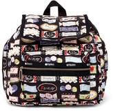 Le Sport Sac Nylon Mini Voyager Backpack