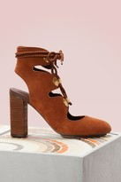 See by Chloe High-heeled laced sandals