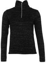 Spyder Womens Ladies Tres Top Half Zip Sweater Cuff Sleeve Jumper Pullover