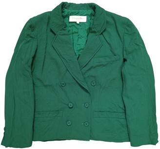 Christian Dior Green Cotton Jackets
