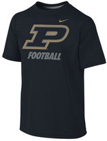 Nike Kids' Purdue Boilermakers Dri-FIT Legend Logo T-Shirt