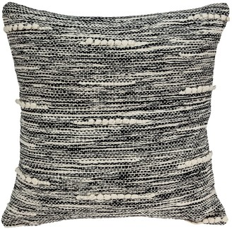 Parkland Collection Fresa Transitional Beige Throw Pillow