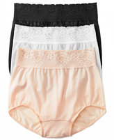 Bali Lacy Skimp Skamp Brief 2744