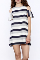 Alythea Nautical Stripe Dress