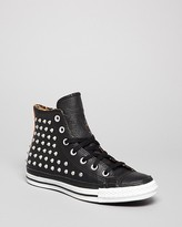 Converse Sneakers - High Top Leather