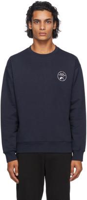 A.P.C. Navy Gary Sweatshirt