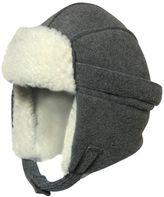 Il Gufo Faux Shearling Hat