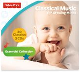 """Fisher-Price Classical Music for Growing Minds"""" CD Set"""