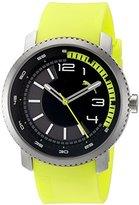 Puma Unisex PU103291003 Overdrive Analog Display Quartz Green Watch